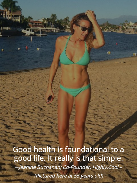 Good Health Means Good Life